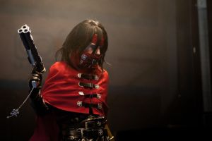 Giulia as Vincent Valentine by daguerreoty-pe