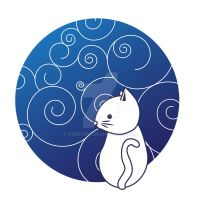Cat Icon by xDream3