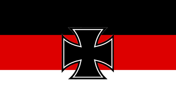 Alternate German Flag 2 by Sergios117