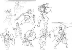0715 Pathfinder sketches by Pachycrocuta