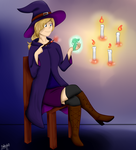 AT: Witch Sam by Pakato3