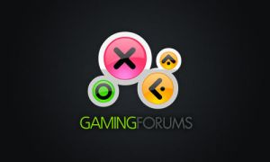 GamingForums Logo by anekdamian