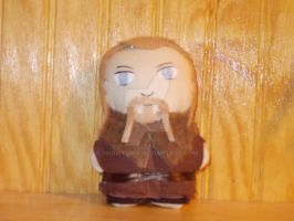 Fili Mini Plushie by snowtigra