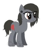 :Doll: Skrillex Pony by iVui