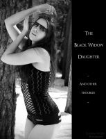 Black Widow Daughter I by Luthiae
