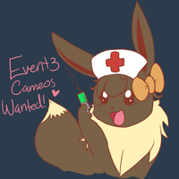 Cameos Wanted Event 3 -CLOSED- by Paichii