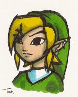 WW Link - Adult by BeagleTsuin