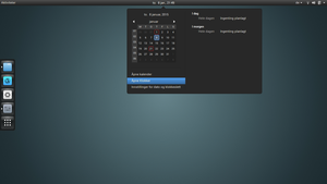 Nightingale 3.14-1.6 - GNOME Shell theme by DarkBeastOfPrey