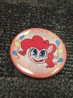 ( MLP ) Pinkie Pie Custom Pin from Animate!Miami! by KrazyKari