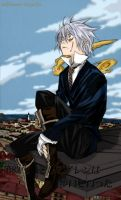 Allen Wallkar-D.Gray-man by oOQueen-AliceOo