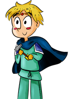 Paladin Butters by lila79