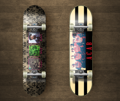 Boards Collection #2 by ekzan