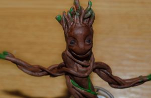 Baby Groot VIDEO TUTORIAL by trollwaffle