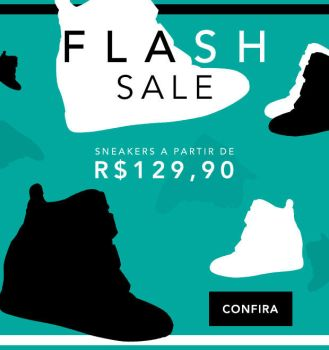 Promo - olook - Snakers by fooderoso