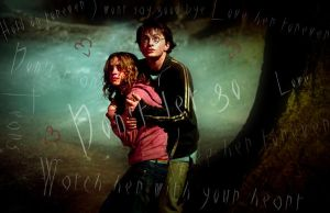 HarryXHermione by JupiterVixen