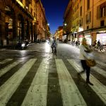 Postcard from Bologna 02 by JACAC