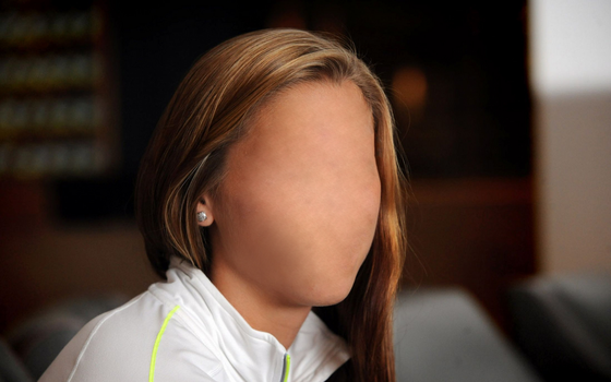 Faceless Alex Morgan by LtNeelie