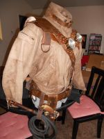 Steampunk Adventurers harness by theDOC30427