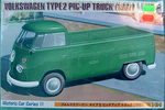 vw 'pic-up' truck by TreborNehoc