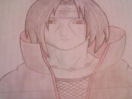 Itachi by Cynder757