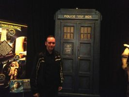 Me and the TARDIS by Carnivius