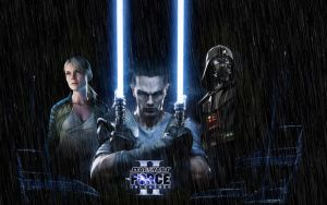 The Force Unleashed II Main by MoonySascha