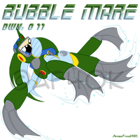 Bubble Mare by AnimeFreak40K