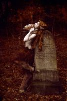 Autumn song of a faun 3 by MrsHyde