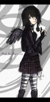 Not So Angelic by Epsylin