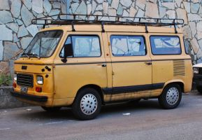 1985 Fiat 900 E by GladiatorRomanus