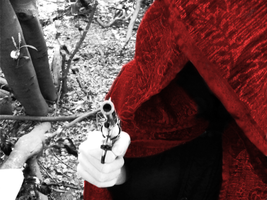 Red Riding Hood 13 by Luciferspet