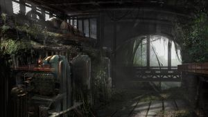 Jungle Factory by codenothing