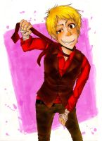 DW: They call me Senior Spiffy. by CheerUpYouEmos1243
