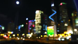 HK Light Bubbles by Madi-Gascarr