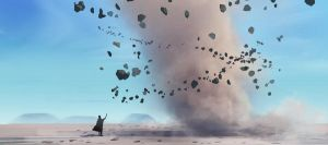 The Force by MeanHouseArt