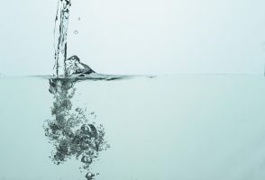 water by iso100