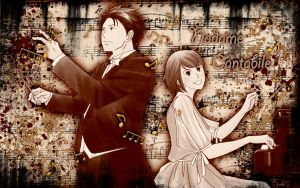 Nodame Cantabile WP by Hallucination-Walker