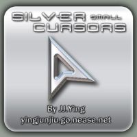 Silver_Cursors by JJ-Ying