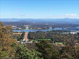 Canberra Overlook by kayandjay100