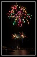 Fireworks 7 by RaynePhotography