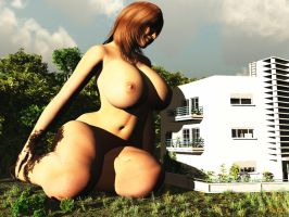 vue giantess (old) 28 by nyom87