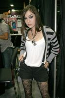eXXXotica NY:SASHA GREY by TamvakisPhoto