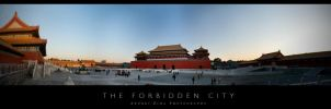 The Forbidden City by Andrejz