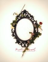 Mirror and roses by PumpkinPhotography