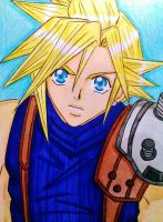 Cloud's Mako eyes by dagga19 by dagga19