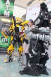 The Transformers at the Anime Expo (AX) 2012 by trivto
