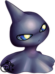 Chaftark the Shuppet by TheLonelyQueen