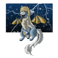 PC: Clash of the stars and lightning by eevee4everX3