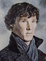 Sherlock by SheenaBeresford