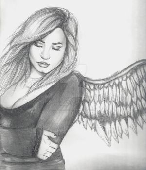 Not All Angels Have Wings Pt2 by insomatic-studios